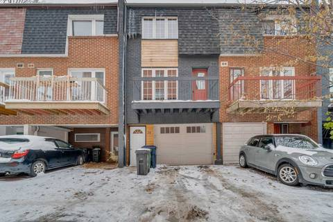 Townhouse for rent at 74 Stanley Terr Toronto Ontario - MLS: C4633996