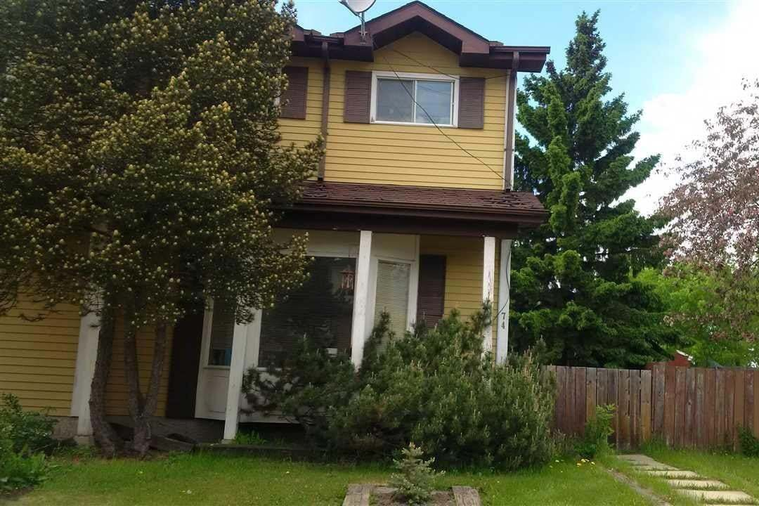 Townhouse for sale at 74 Stirling Rd NW Edmonton Alberta - MLS: E4200287