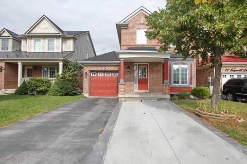 House for sale at 74 Sugarhill Dr Brampton Ontario - MLS: W4601417