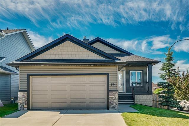 Removed: 74 Thornfield Close Southeast, Airdrie, AB - Removed on 2018-12-01 04:30:16