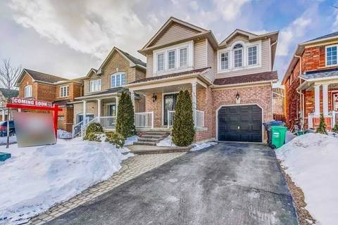 House for sale at 74 Treasure Dr Brampton Ontario - MLS: W4385895