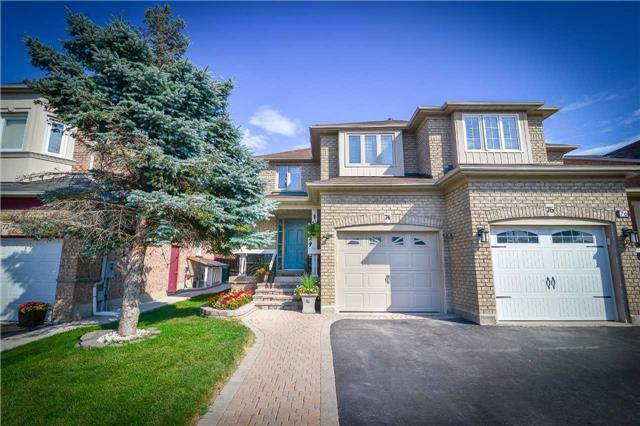 For Sale: 74 Ural Circle, Brampton, ON | 3 Bed, 4 Bath Townhouse for $649,900. See 20 photos!