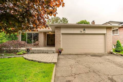 House for sale at 74 Valleyview Ct Caledon Ontario - MLS: W4467445