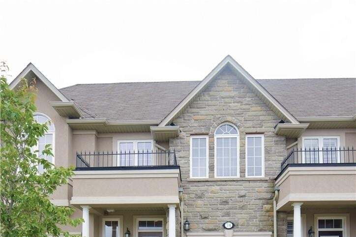 Townhouse for rent at 74 Vinton Rd Ancaster Ontario - MLS: H4081965