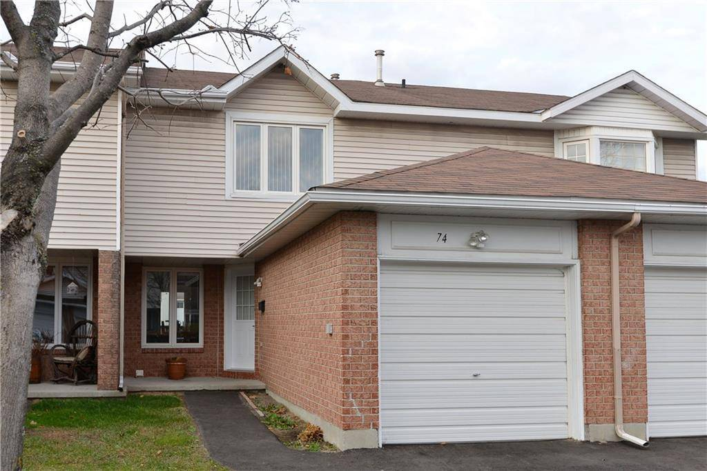 Townhouse for rent at 74 Welsh Pt Ottawa Ontario - MLS: 1166071