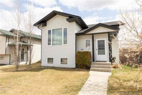 House for sale at 74 Whiterock Cs Blackfalds Alberta - MLS: CA0193146