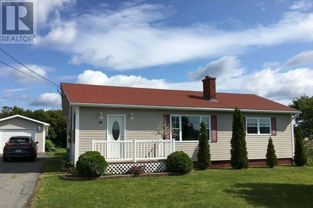 House for sale at 74 Wireless Rd Botwood Newfoundland - MLS: 1200592