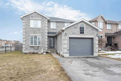 House for sale at 74 Wismer Ave Barrie Ontario - MLS: S4725922
