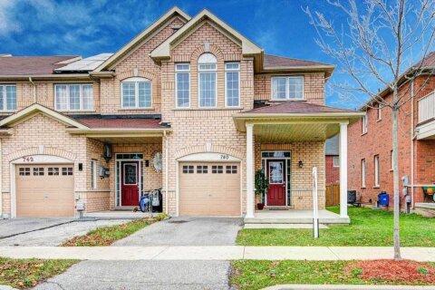 Townhouse for sale at 740 Agnew Cres Milton Ontario - MLS: W4970751