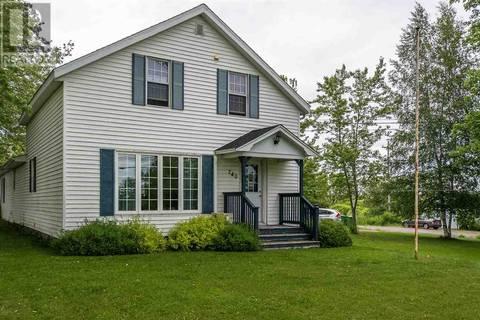House for sale at 740 Belcher St Port Williams Nova Scotia - MLS: 201915392