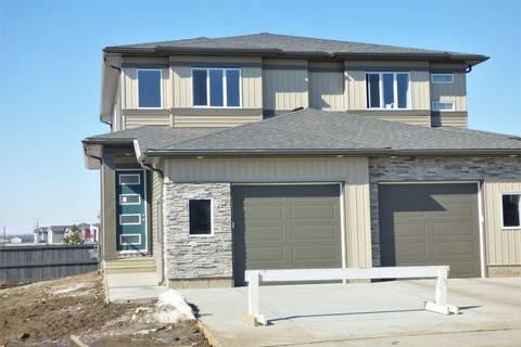 Townhouse for sale at 740 Berg Lo  Leduc Alberta - MLS: E4148676