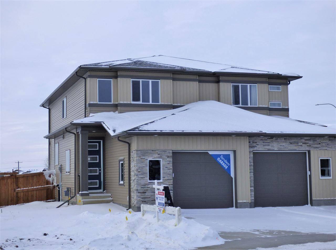 Townhouse for sale at 740 Berg Lo  Leduc Alberta - MLS: E4183943