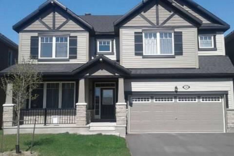 House for sale at 740 Devario Cres Nepean Ontario - MLS: 1145859