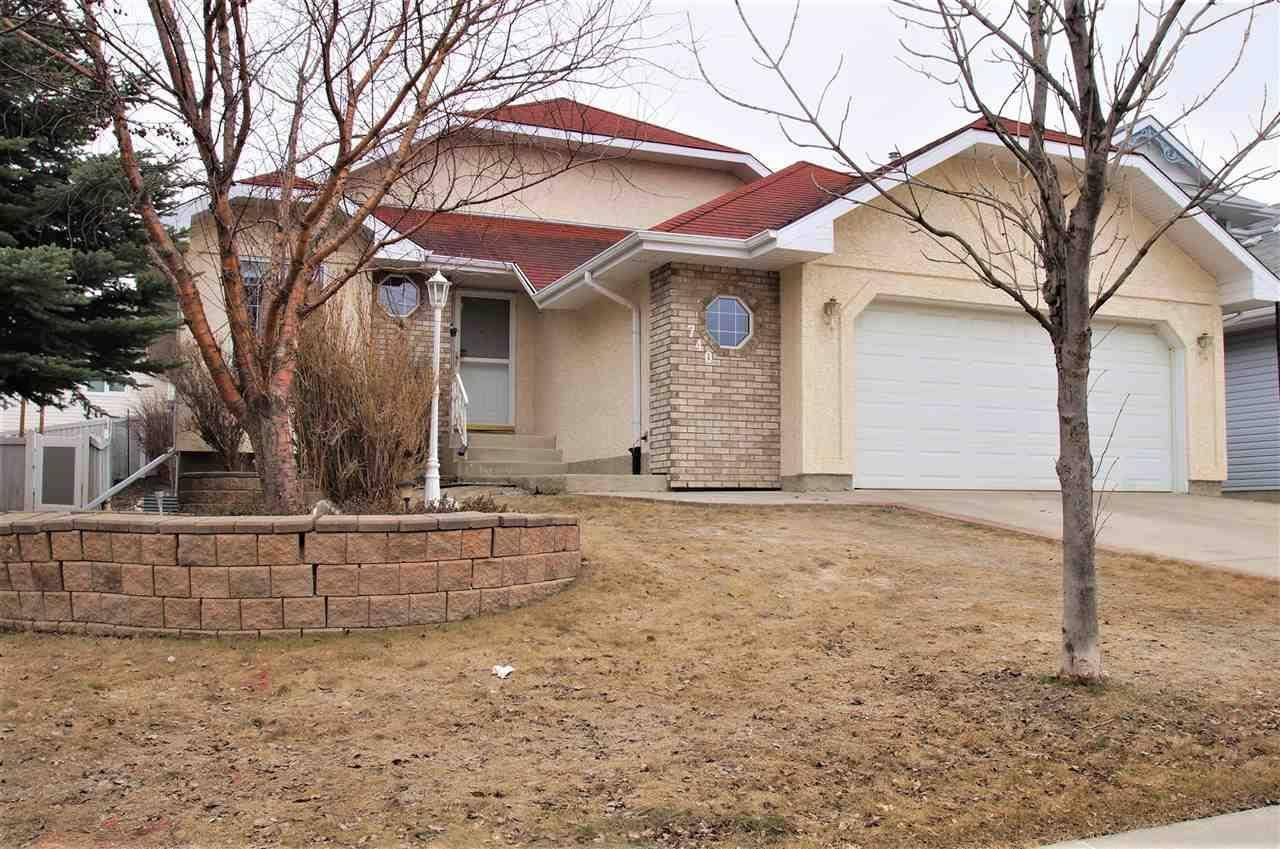 House for sale at 740 Ormsby Rd Nw Edmonton Alberta - MLS: E4188670