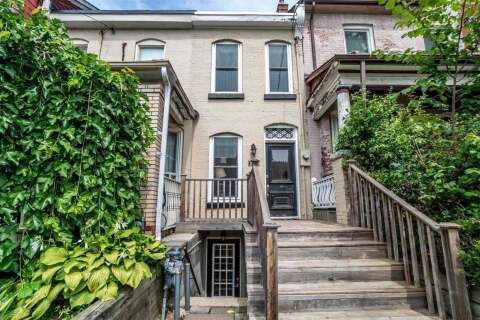 Townhouse for rent at 740 Richmond St Toronto Ontario - MLS: C4779737
