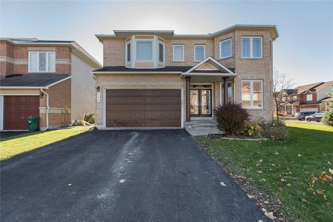For Sale: 740 Schubert Circle, Ottawa, ON | 5 Bed, 5 Bath House for $629,900. See 30 photos!