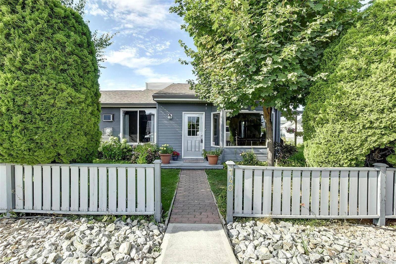 House for sale at 740 Swordy Rd Kelowna British Columbia - MLS: 10191297