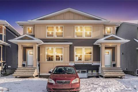 Townhouse for sale at 740 Walgrove Blvd Southeast Calgary Alberta - MLS: C4281969