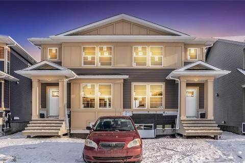Townhouse for sale at 740 Walgrove Blvd Southeast Calgary Alberta - MLS: C4289706