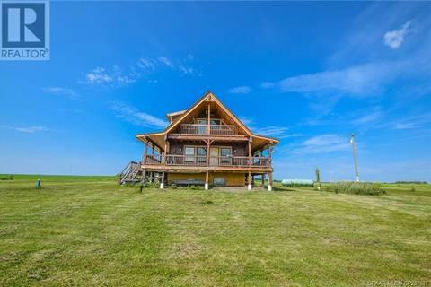 House for sale at 1 Range Road 63  Unit 740016 Sexsmith Alberta - MLS: GP207521