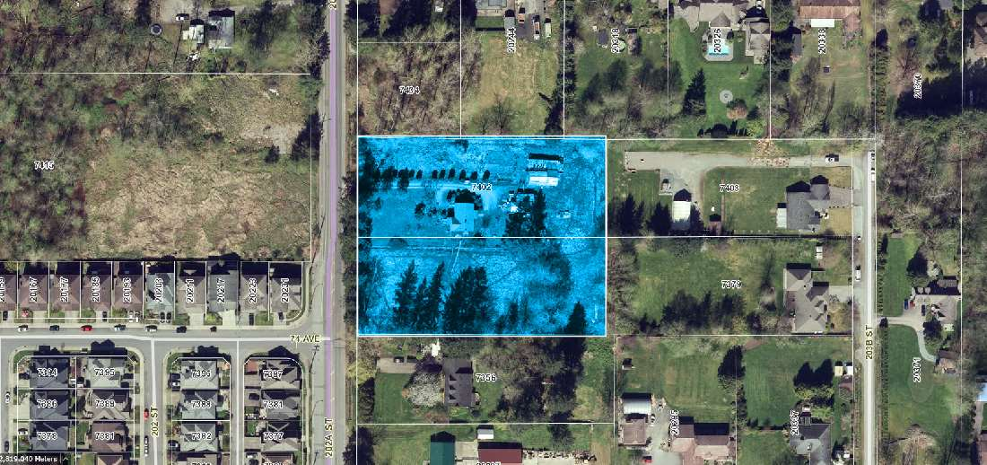 Removed: 7402 202a Street, Langley, BC - Removed on 2019-09-01 05:30:03