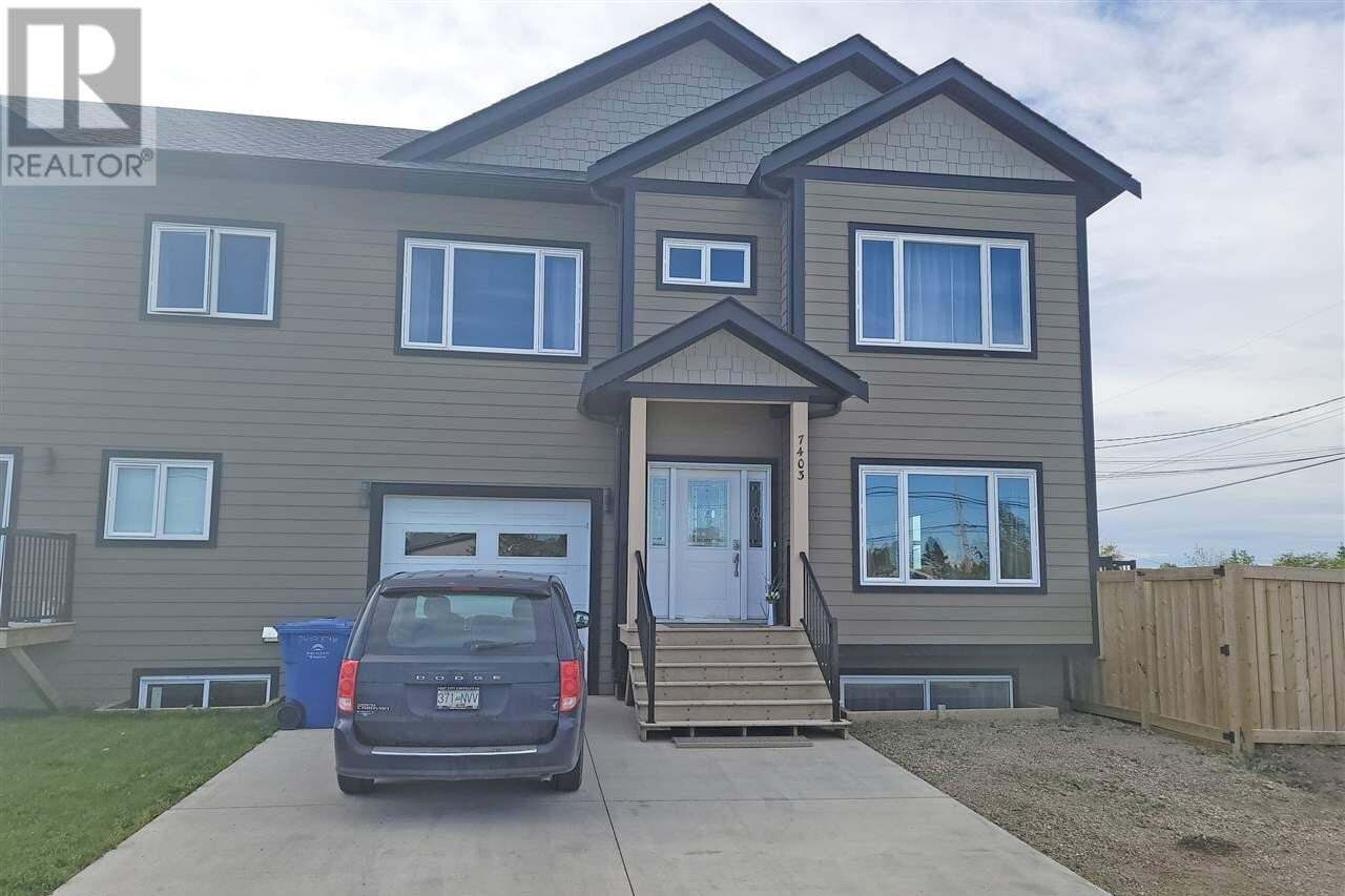 Townhouse for sale at 7403 87 Ave Fort St. John British Columbia - MLS: R2495745