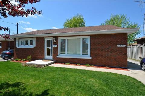 House for sale at 7403 Drummond Rd Niagara Falls Ontario - MLS: H4050865