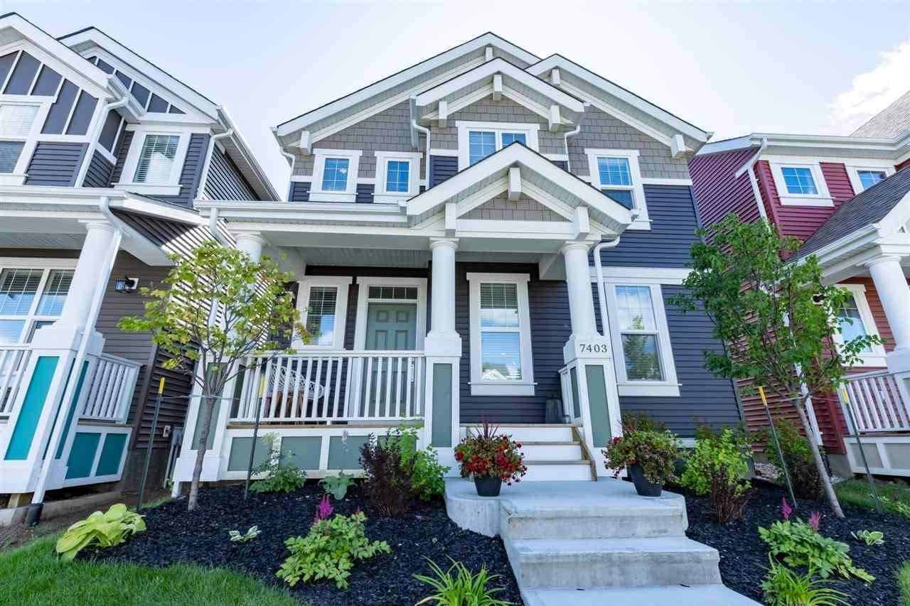 House for sale at 7403 Summerside Grande Blvd Sw Edmonton Alberta - MLS: E4175420