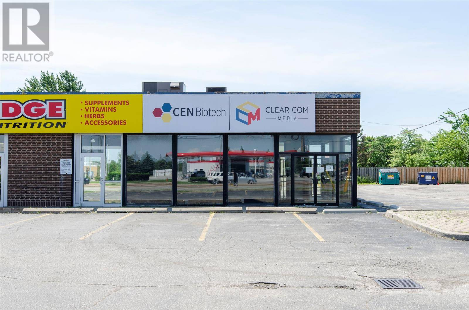 Commercial property for lease at 7405 Tecumseh  Windsor Ontario - MLS: 19022002
