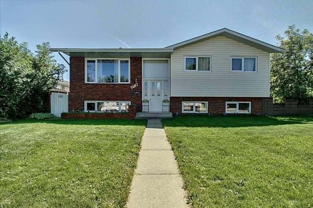 House for sale at 7407 150 Av NW Edmonton Alberta - MLS: E4210060