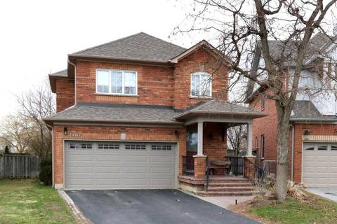 House for sale at 7407 Banffshire Ct Mississauga Ontario - MLS: W4422141