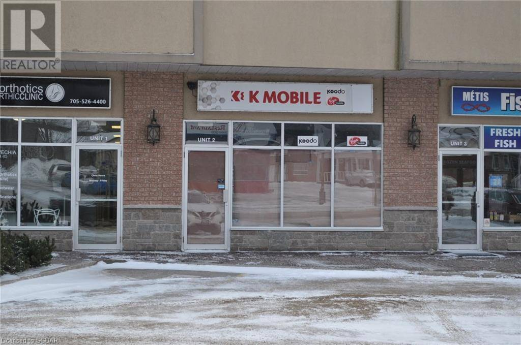 Commercial property for lease at 2 Yonge St Apartment 741 Midland Ontario - MLS: 231800