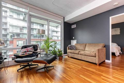 Apartment for rent at 333 Adelaide St Unit 741 Toronto Ontario - MLS: C4625902