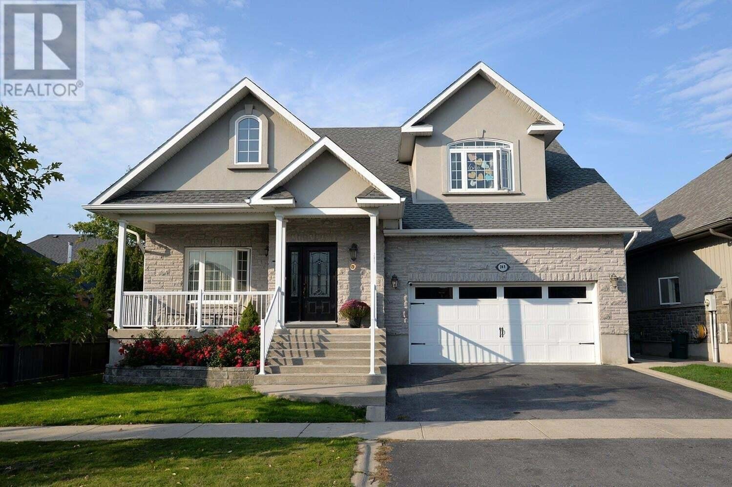 House for sale at 741 Amaryllis St Kingston Ontario - MLS: K20005926