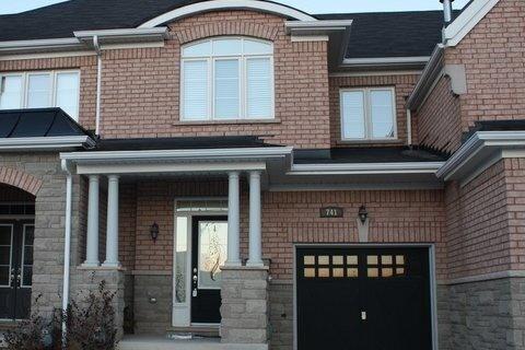 Townhouse for rent at 741 Asleton Blvd Milton Ontario - MLS: W4990588