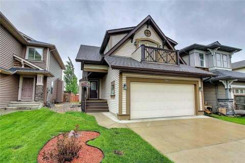 House for sale at 741 Auburn Bay Blvd Southeast Calgary Alberta - MLS: C4305447
