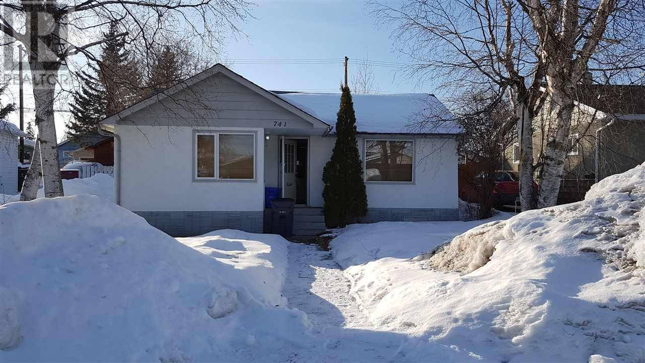 House for sale at 741 Ewert St Prince George British Columbia - MLS: R2437646