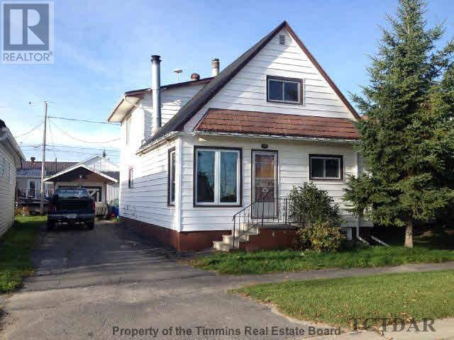 House for sale at 741 Sheridan Ave Iroquois Falls Ontario - MLS: TM191453