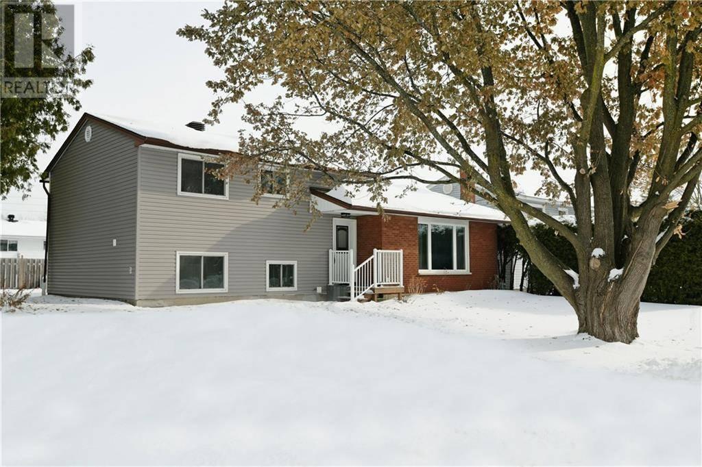 House for sale at 741 Stiles Cres Ottawa Ontario - MLS: 1179835