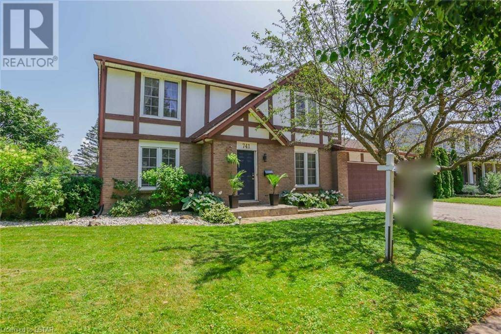 House for sale at 741 Village Green Ave London Ontario - MLS: 211722