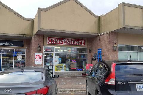 Commercial property for sale at 741 Yonge St Midland Ontario - MLS: S4637964