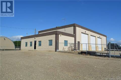Commercial property for sale at 7410 107 Ave Peace River Alberta - MLS: GP202702