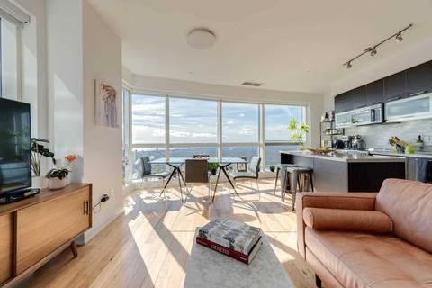 Apartment for rent at 388 Yonge St Unit 7410 Toronto Ontario - MLS: C4602913