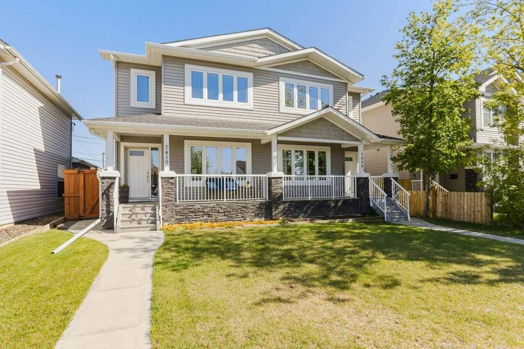 Townhouse for sale at 7410 81 Ave Nw Edmonton Alberta - MLS: E4172843