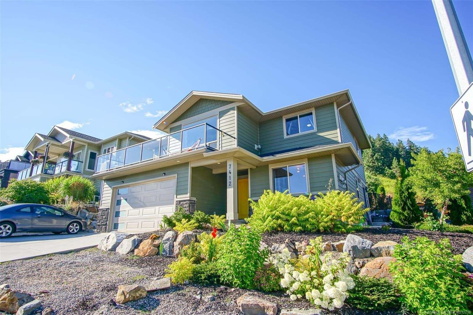 House for sale at 7412 Sun Peaks Dr Vernon British Columbia - MLS: 10212718