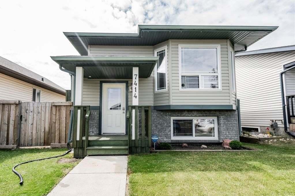 House for sale at 7414 Westpointe Dr Grande Prairie Alberta - MLS: A1011438