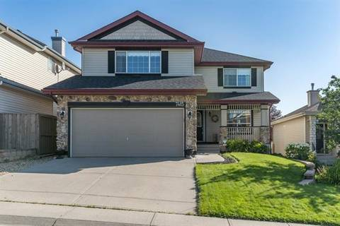 House for sale at 7415 Springbank Wy Southwest Calgary Alberta - MLS: C4266127