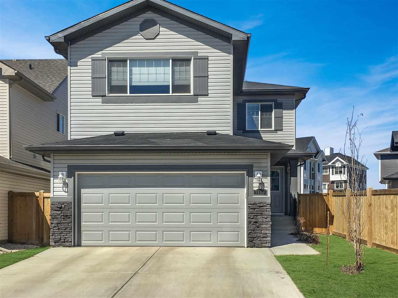 For Sale: 7416 179 Avenue, Edmonton, AB   3 Bed, 2 Bath House for $489,000. See 24 photos!