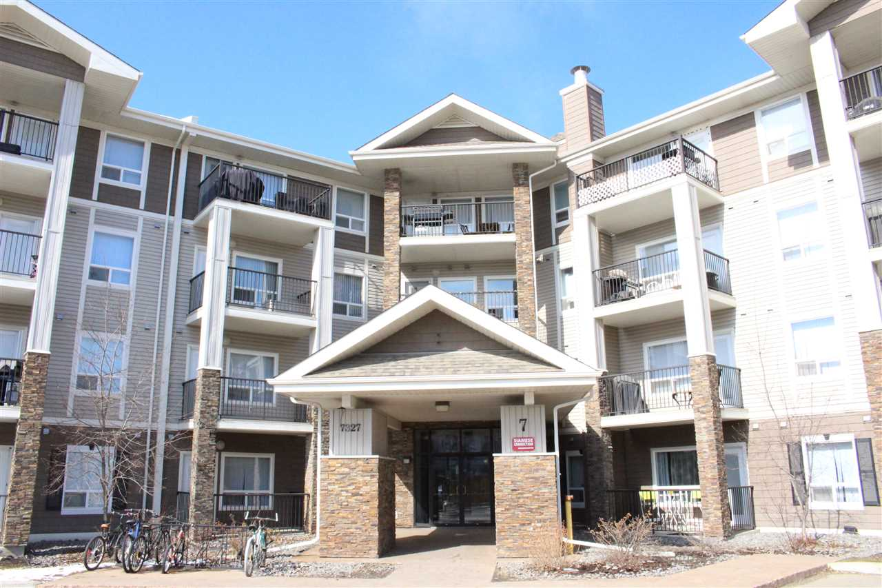 Removed: 7416 - 7327 South Terwillegar Drive, Edmonton, AB - Removed on 2019-02-12 04:15:06