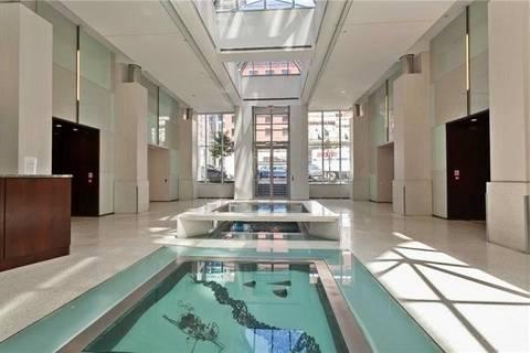 Apartment for rent at 250 Wellington St Unit 742 Toronto Ontario - MLS: C4425582